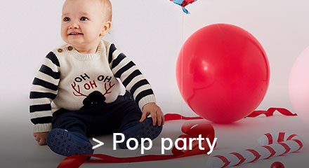 Baby Pop Party