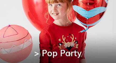 Girls Pop Party