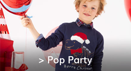 Boys Pop Party