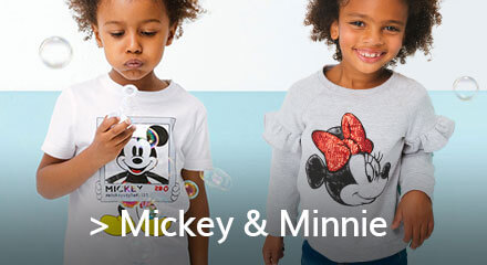 Girls Mickey & Minnie